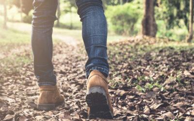 Covid-19: Al wandelend in gesprek gaan?